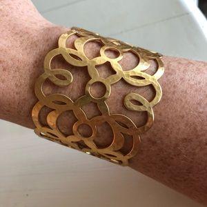 Brighton Gold Cuff